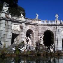 I Giardini Reali della Reggia di Caserta