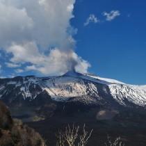 Sommità dell'Etna