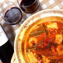 Il vino rosso Montepulciano d'Abruzzo