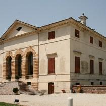 Villa Caldogno realizzata da Palladio