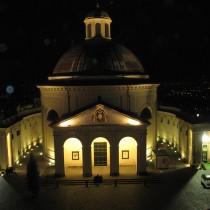 La Collegiata di Ariccia realizzata dal Bernini