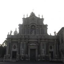 Facciata del Duomo di Catania