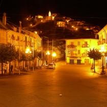 Il borgo di Latronico.