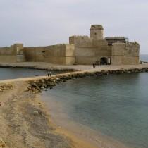 Il Castello Aragonese a Le Castella