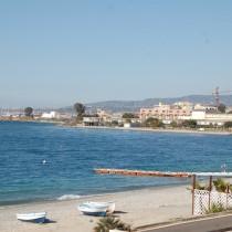 Il mare di Reggio Calabria