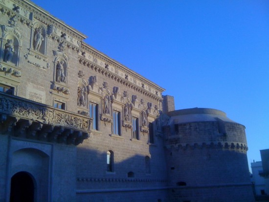 Castello de' Monti a Corigliano d'Otranto.