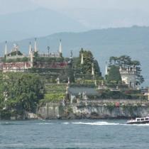 Il giardino all'italiana di Isola Bella