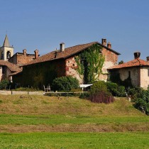 Il borgo di Corneliano Bertario