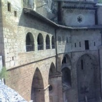 Il Monastero del Santo Speco a Subiaco
