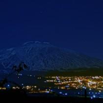 Bronte e l'Etna
